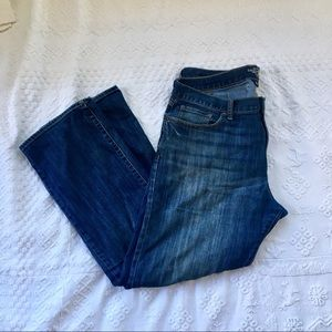 "Lucky Brand Men's Jeans Denim Blue 36"" x 32"""